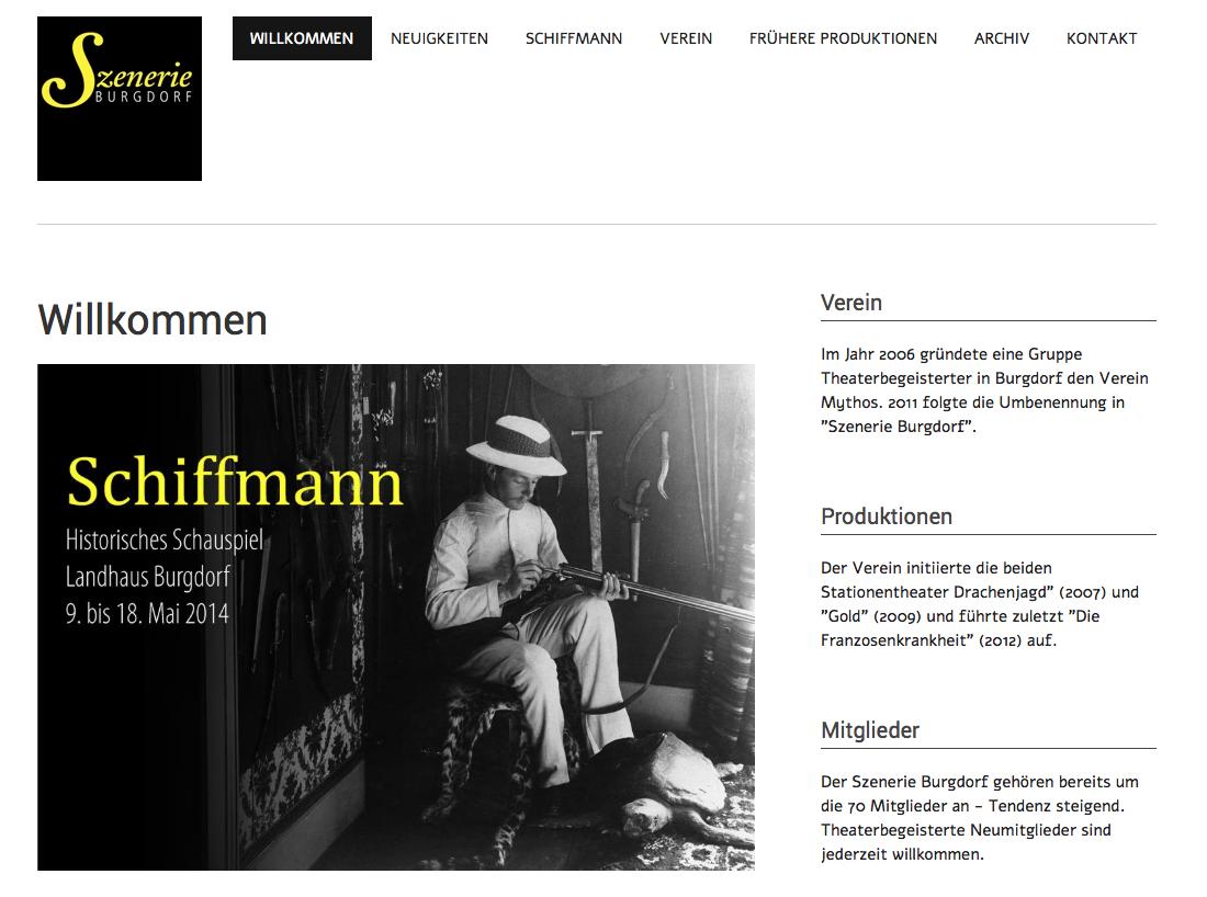 """Facelifting für """"Schiffmann"""""""