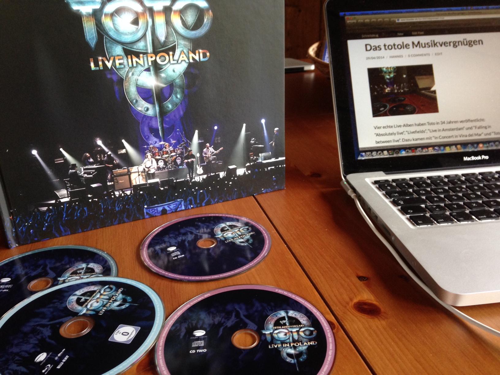 Das totole Musikvergnügen